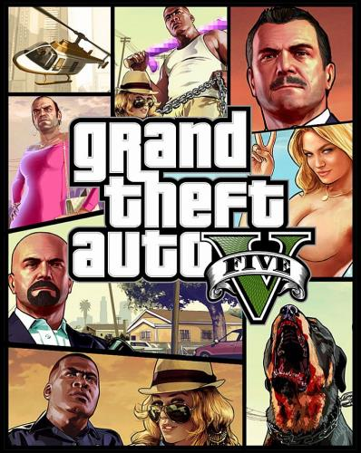 GTA 5 / Grand Theft Auto V | 2015 | PC