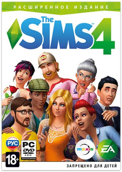 The Sims 4: Deluxe Edition | 2014 | PC