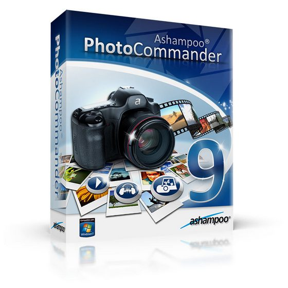 Ashampoo Photo Commander 9.4.0 Rus