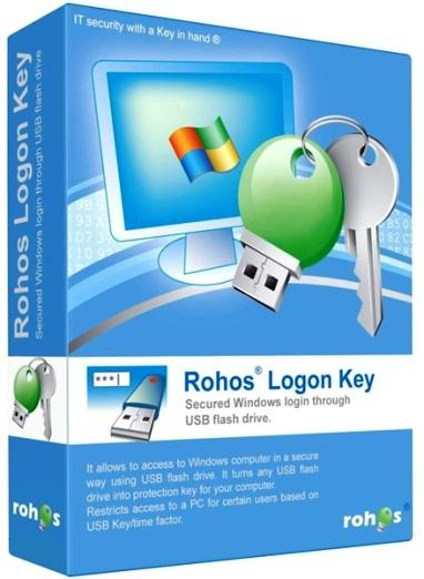 Rohos Logon Key 3.2 RePack by D!akov