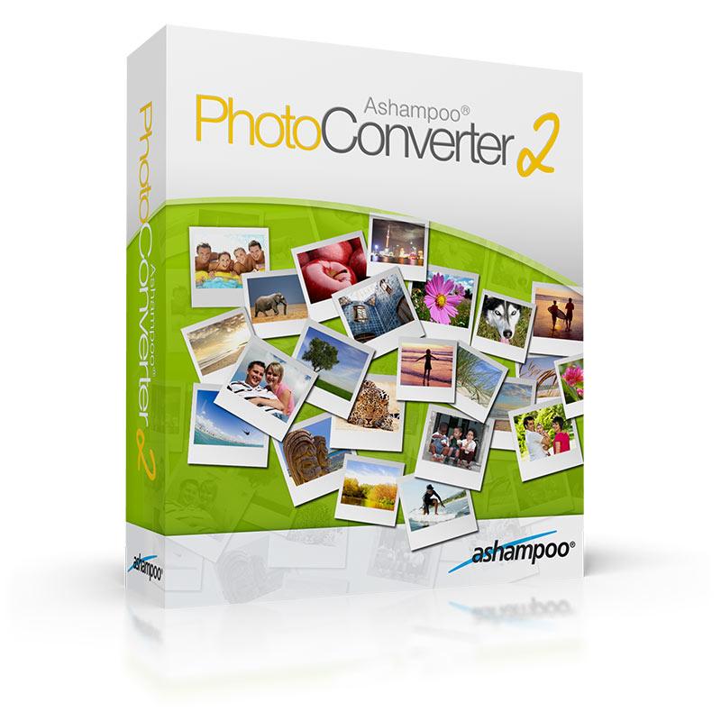 Ashampoo Photo Converter 2.0.0 Rus + Portable