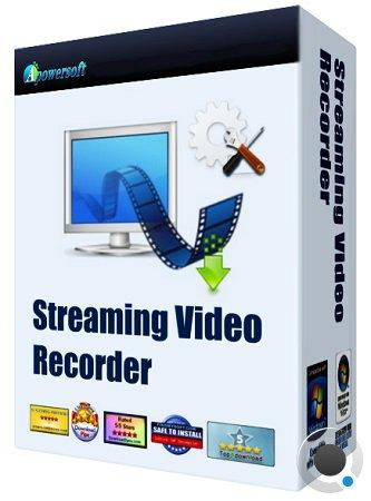 Apowersoft Streaming Video Recorder 6.0.4 | 2016 | PC