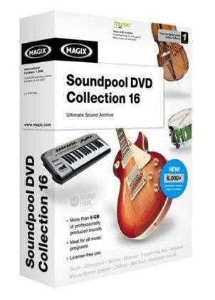 Magix Soundpool DVD Collection 16 (Eng) RAR