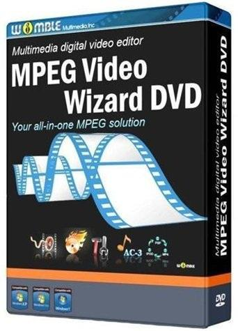 Womble MPEG Video Wizard DVD 5.0.1.112 [10.2015] (2015) PC | Portable by Spirit Summer