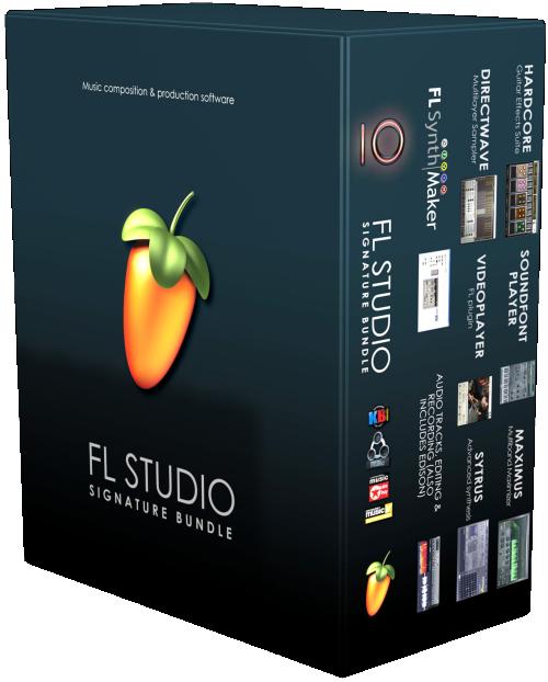 Image-Line FL Studio Producer Edition 12.4.1 Build 4 | 2017 | PC