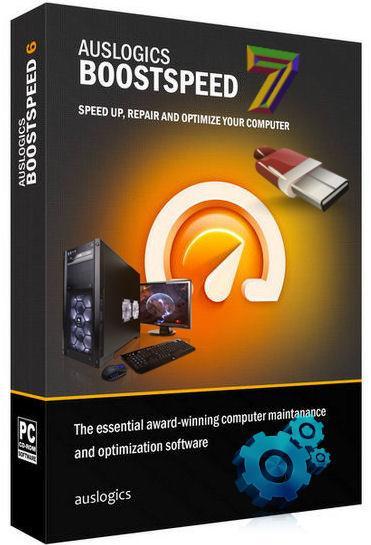 AusLogics BoostSpeed Premium 7.5.0.0 RePack by KpoJIuK