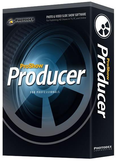 Photodex ProShow Producer 5.0.3310 RePack by KpoJIuK (Тихая установка)