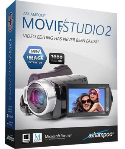 Ashampoo Movie Studio 2.0.1.1 Portable by SpeedZodiac