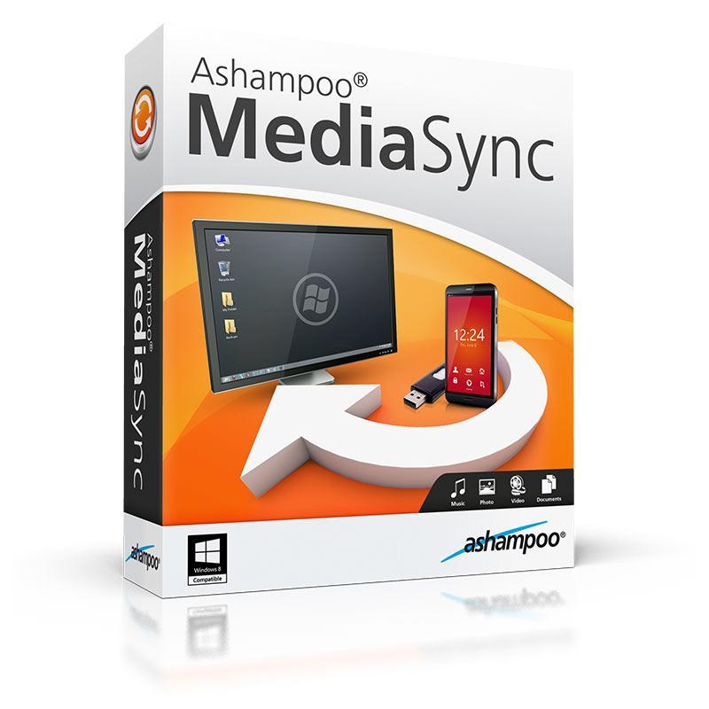 Ashampoo Media Sync 1.0.2.7 Rus