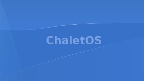 ChaletOS 16.04