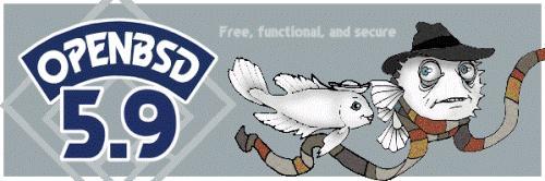 OpenBSD 5.9 (i386/amd64)