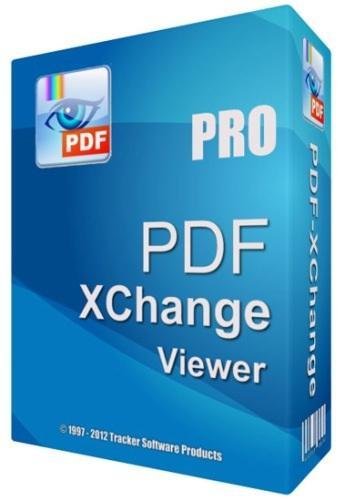 PDF-XChange Viewer Pro 2.5 Build 315.0 RePack by Diakov