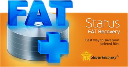 Starus FAT Recovery 2.5 /3.8 [Home Edition] (2016) PC | Portable by Spirit Summer