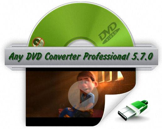Any DVD Converter Professional 5.7.0 RePack by D!akov