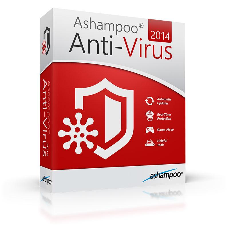 Ashampoo Anti-Virus 1.0.2 Rus