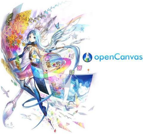 openCanvas 6.0.14 + rus