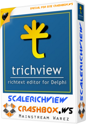 TRichView 12.7.4, ScaleRichView, RichViewActions (Full Source)