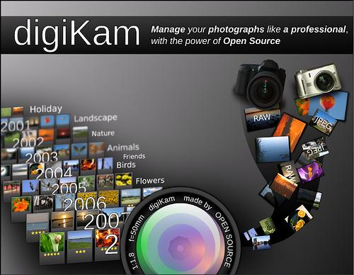 digiKam 4.12.0 win32 Freeware stable releases