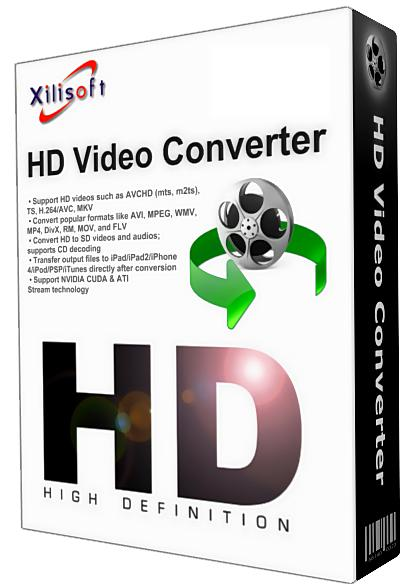 Xilisoft HD Video Converter 7.8.13 Final | 2016 | РС