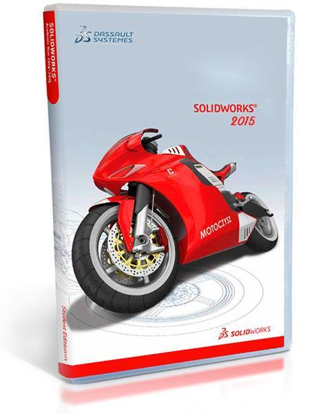 SolidWorks Premium Edition 2015 SP2