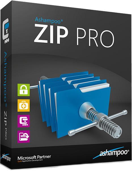 Ashampoo ZIP Pro 1.0.0 + Portable