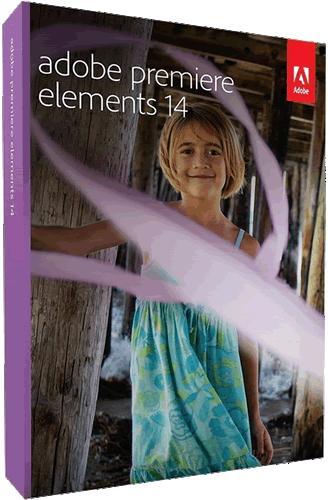 Adobe Premiere Elements 14 (2015) PC | RePack by Diakov