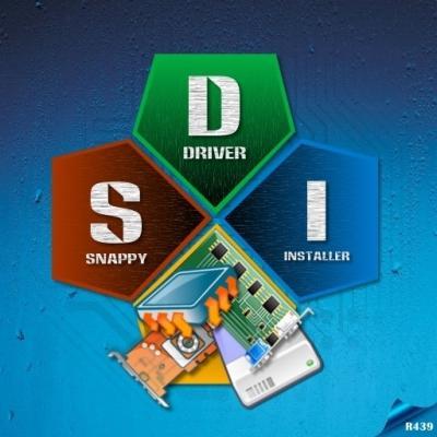 Snappy Driver Installer R439 [Драйверпаки 16040] (2016) PC