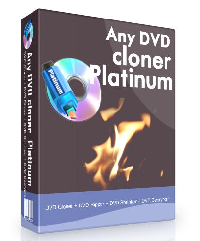 Any DVD Cloner Platinum 1.3.3