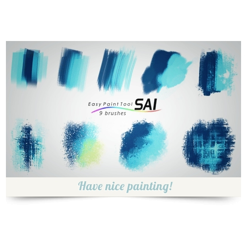 Easy Paint Tool SAI 2.0 | 2017 | PC