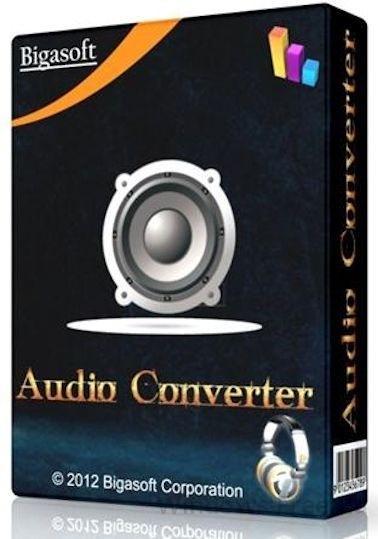 Bigasoft Audio Converter 4.2.6.5249