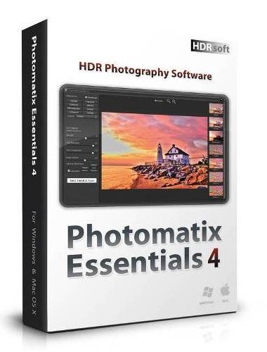 Photomatix Essentials 4