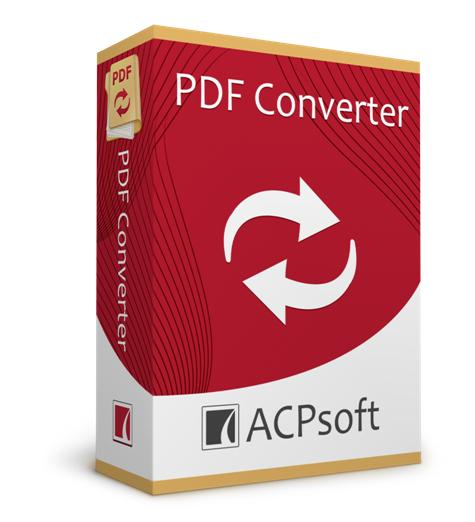 ACPsoft PDF Converter 2.0
