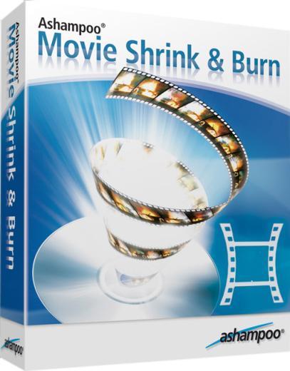 Ashampoo Movie Shrink & Burn 4.0.0.20 + Portable