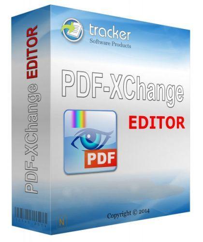 PDF-XChange Editor 5.5.315.0 (2015) PC