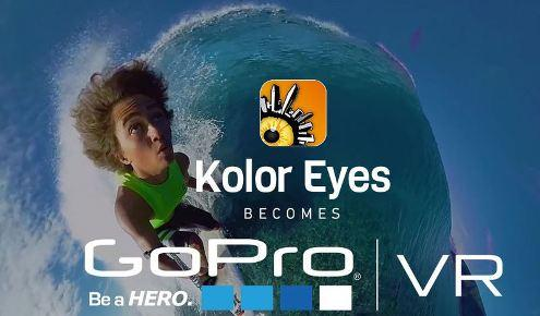 Kolor Eyes 1.6.1 360° Player