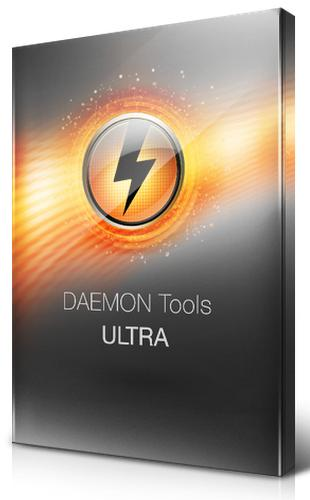 DAEMON Tools Ultra 5.0.1.0551 | 2017 | PC