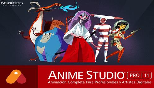 Smith Micro Anime Studio Pro 11.2 Build 18233 + Rus