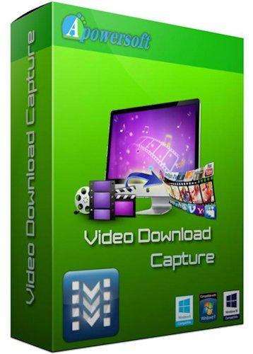 Apowersoft Video Download Capture 5.1.6 (2016) PC | RePack by KpoJIuK