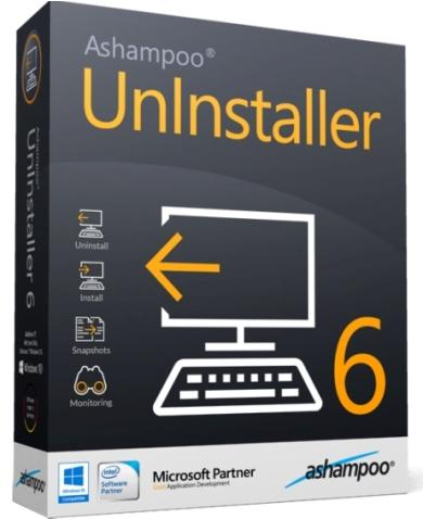 Ashampoo UnInstaller 6.0.0.10 Portable by SpeedZodiac