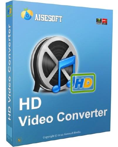 Aiseesoft HD Video Converter 6.3.68.23154 + Rus
