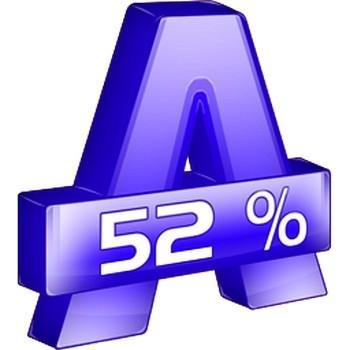 Alcohol 52% 2.0.3 Build 8314 (2015) РС
