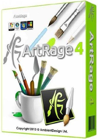 Ambient Design ArtRage 4.5.2 (2015) PC | Portable by Spirit Summer