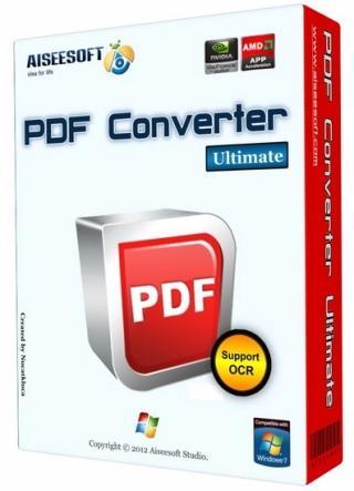 Aiseesoft PDF Converter Ultimate 3.2.26 (2015) РС