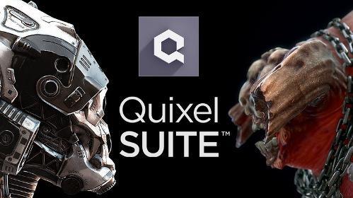 Quixel SUITE 2.1.1
