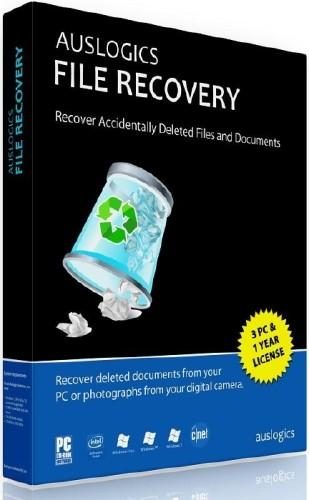 Auslogics File Recovery 5.0.4.0 + Rus