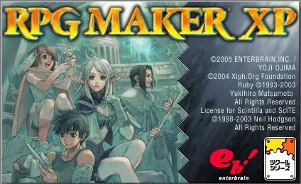 Rpg Maker Xp V1.04 (русская версия)