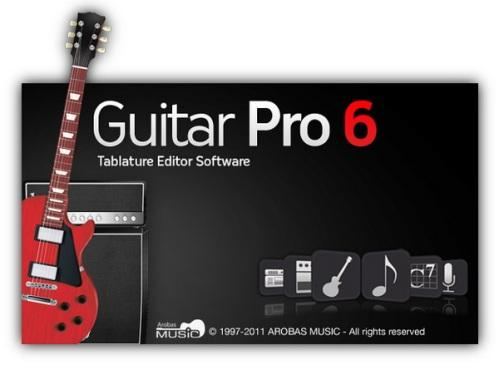 Guitar Pro 6.1.9 r11686 + Soundbanks (2015) PC | RePack от Egor179